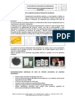 productos inflamables