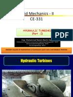 Hydraulic Turbines (Part - I)