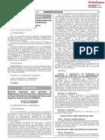 Reglamento de Infracciones y Sanciones de la Sunedu