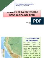 2. Diversidad Geográfica Del Perú
