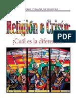 ¿Religion o Cristo