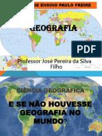 O ESPAÇO GEOGRÁFICO 1. ANO 2019.pptx