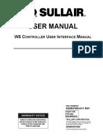02250165-41 WS Controller User Interface Manual Rev 01