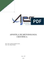 apostila metodologia cientifica