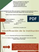 Presentacion de Pasantias Darnis Rivas