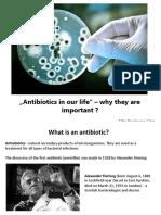 Antibiotics - Filip Pawłowicz.pptx