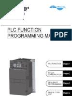 A700 PLC Programming Manual