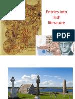 Irish Literature 1
