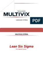 Aula 1 - Lean Six Sigma