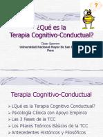 psicologia - terapia cognitivo conductual.ppt