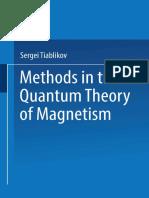 Sergei Vladimirovich Tyablikov (auth.) - Methods in the Quantum Theory of Magnetism-Springer US (1967).pdf