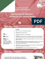 Câmara Setorial de Infraestrutura e Logística - 19/03/19