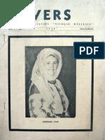 Vers anul 4, nr. 1, ianuarie-martie 1954