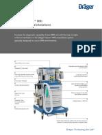 Draeger Fabius MRI_Brochure