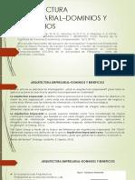 ARQUITECTURA EMPRESARIAL–DOMINIOS Y BENEFICIOS[1279].pptx