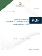 Note de synthèse du budget économique exploratoire 2019 (Version Fr).docx
