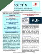 Boletin 2 2007- Gastroenteritis Infecciosas en El Adulto