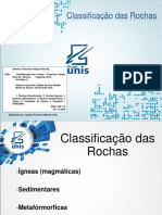 Classificacao Rochas