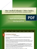 Global Islamic Cities Index, GICI