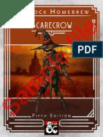 Scarecrow Preview