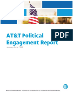 AT&T Political Engagement Report 2018