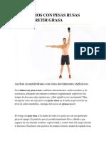 6 EJERCICIOS CON PESAS RUSAS PARA DERRETIR GRASA.docx
