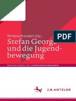 Braungart, Stefan George und die Jugendbewegung (2018, J.B. Metzler).pdf