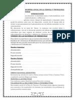 Glosa dia de la Tradicion Argentina