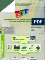 Unidad IV Gestión de residuos 2014-1.pdf