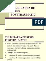 TULBURAREA DE STRES POSTTRAUMATIC.ppt