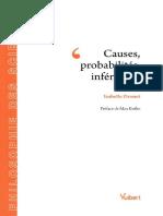 Causes, Probabilités, Inférences
