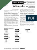 A Picture to Remember Answer Key (Sarah Scott-Malden - Cambridge level 2).pdf