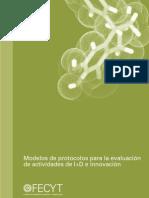 20418164 Indicadores y Protocolos Evaluacion Innovacion JL OSUNA 2003