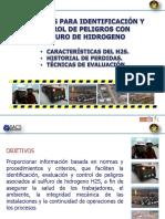 Criterios Para Identificación y Control de Peligros Con H2S