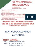 Requisitos Matriculas escuela.docx