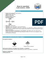 Acido carbonico