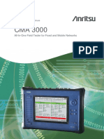 CMA 3000 Product Overview Brochure POB 07 1207 FINAL