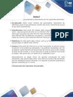 Anexo ELEC- Lineamientos Para Entrega de Documentos