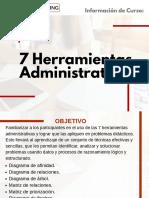 Curso 7 Herramientas Administrativas