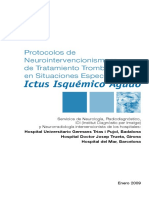 Protocol Neurointervencionisme Ictus