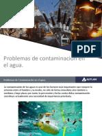 1.-Problemas de Contaminación en El Agua (Ene.18)