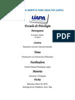 tarea I introducion a la educacion .docx