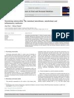 NEC-Microbioma, Metaboloma y Mediadores Inflamatorios-SFNM