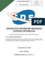 Portafolio de Evidencias Tecnicos Gloria Vargas Angarita