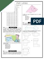 Simulado 9 - (Mat. 3ª série EM) - Blog do Prof. Warles.doc