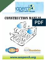 Manual de construcción MiniSubmarino