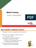 Market Framing Course Sample Materials v1 Ssd 100410