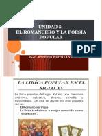 CLASE 1 El-Romancero