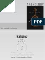8Dio Anthology - User Manual