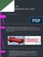 4.3.- Tipos de Intercambiadores de Calor